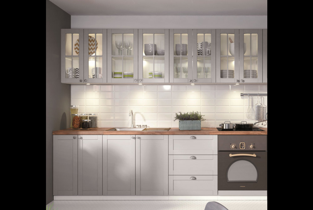 Kitchen cabinets Linea