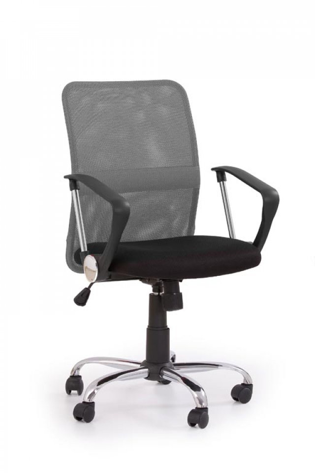 V-CH-TONY-FOT Office chair Grey
