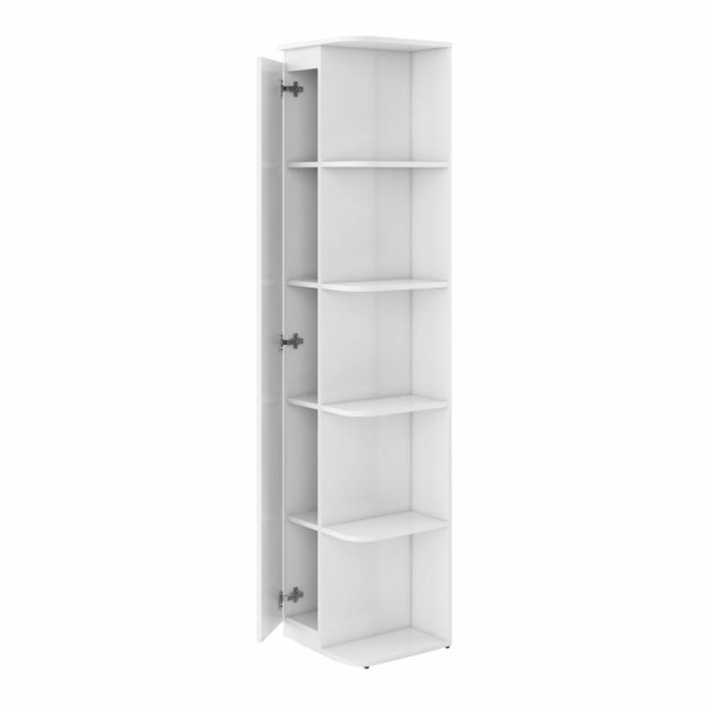 REPLAY RP-02 Side bookcase to corner wardrobe