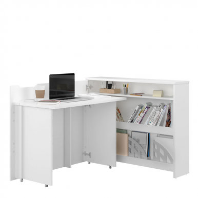 WORK- CONCEPT CW-01L Fold-out desk-left