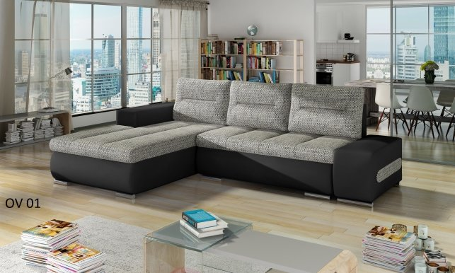 OV-00 Corner sofa Left