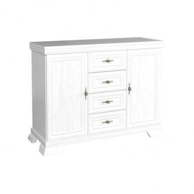 Kora KK3 Pine andersen Chest of drawers