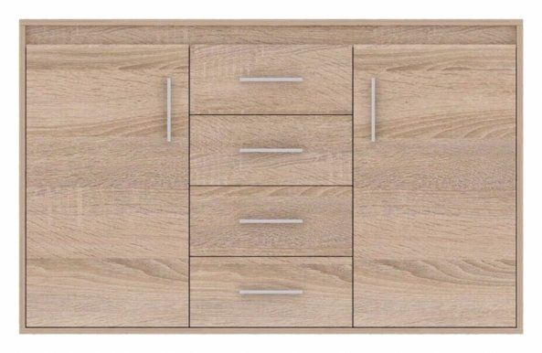 Texas 7 Chest of drawers Oak sonoma