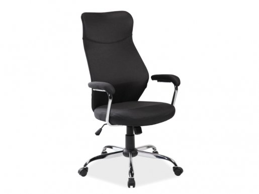 Q-319 Office chair Black