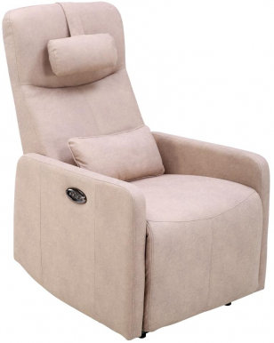 Dr.Max DM04002 Armchair With electro recliner (Beige 39)