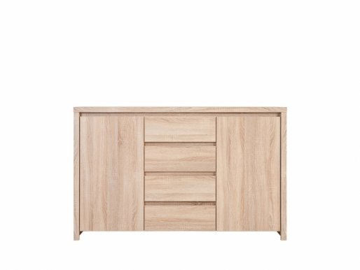 Kaspian KOM2D4S Chest of drawers