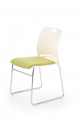 CALI- Conference Chair White/green