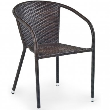 MIDAS Chair Dark brown