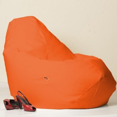 XL Faux Leather Bean Bag