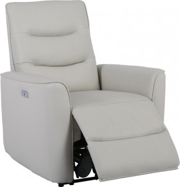 Dr.Max DM02005 Armchair With electro recliner (Cream)