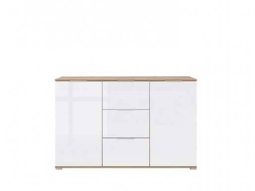 Zele KOM2D3S-DWO/BIP Chest of drawers