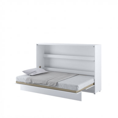 BED BC-05 CONCEPT 120x200 Horizontal Wall Bed