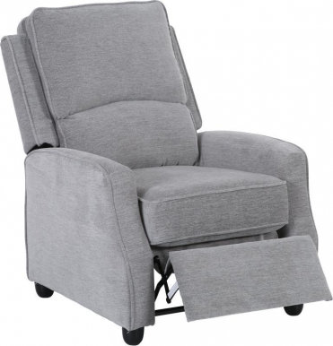 Dr.Max DM02001 Armchair Push back (Gray 40)
