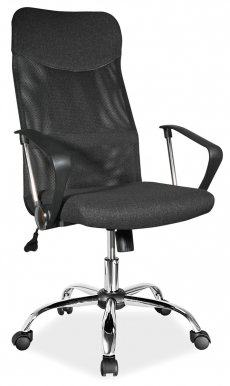 Q-025MC Office chair Black