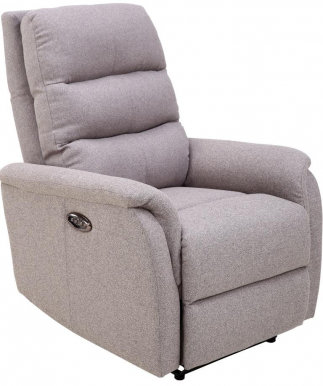 Dr.Max DM04001 Armchair With electro recliner (Gray 24)