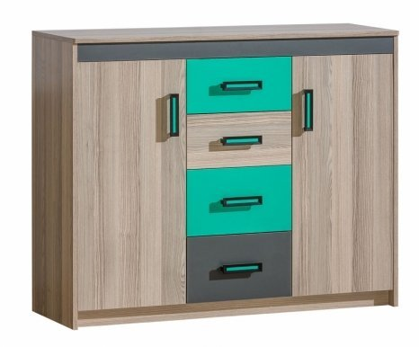 Ultimo U11 Chest of drawers