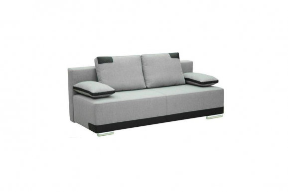 Jazz Sofa (Grey fabric Boss 15/Nepakaro 100)