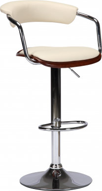 BCR- 403 Bar stool Cherry/beige
