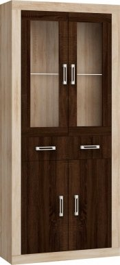 VERIN VRN-18 Glass-fronted cabinet