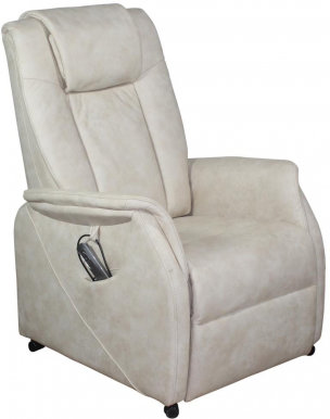 Dr.Max DM01003 Armchair With electro recliner and lift (Beige 450-04)