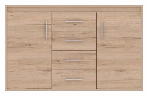 Texas 7 Chest of drawers Oak sanremo