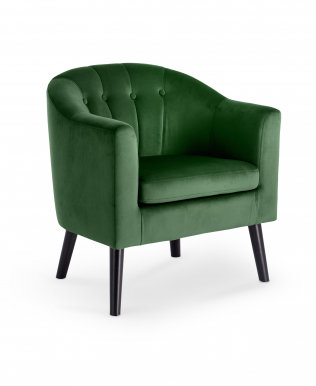 MARSHAL Armchair (dark green)