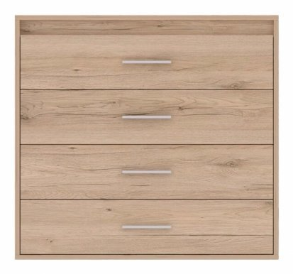 Texas 1 Chest of drawers Oak sanremo