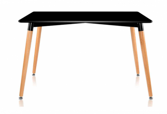 Link Nolan Table black/beech