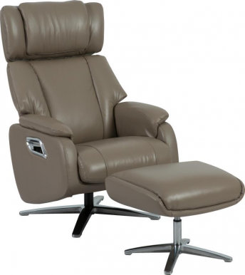 Dr.Max DM02009 Armchair recliner (Light brown 20)