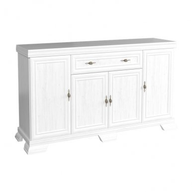 Kora KK4 Pine andersen Chest of drawers