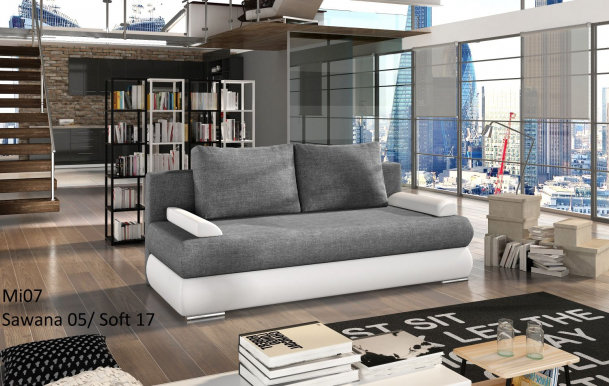 MI-00 Sofa-bed (Sawana 05/Soft 17)