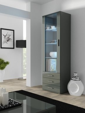 Soho S-1 Glass-fronted cabinet