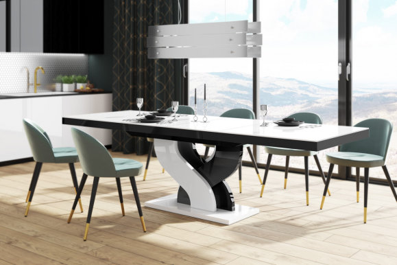 BELLA Extendable dining table