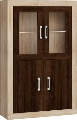 VERIN VRN-19 Glass-fronted cabinet