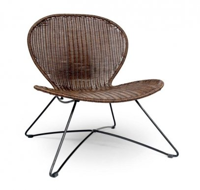 TROY Chair Brown