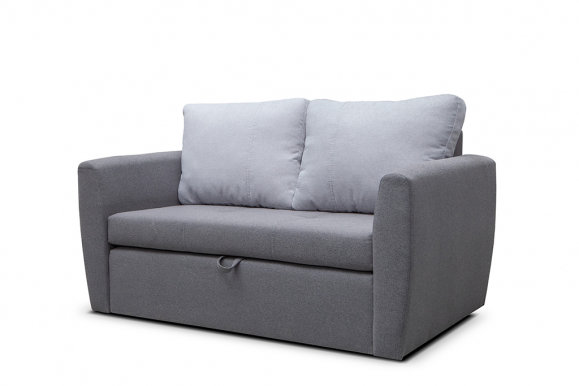 Bela 2 Sofa-bed (Dark grey fabric Metro 90+84)