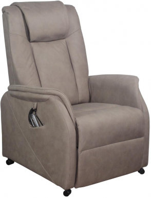 Dr.Max DM01003 Armchair With electro recliner and lift (Cacao 450-02)