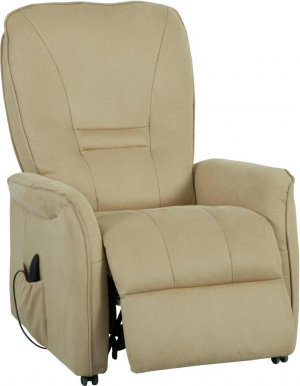Dr.Max DM02007 Armchair With electro recliner and lift (Sandy brown 2G)