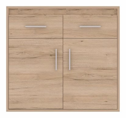 Texas 4 Chest of drawers Oak sanremo