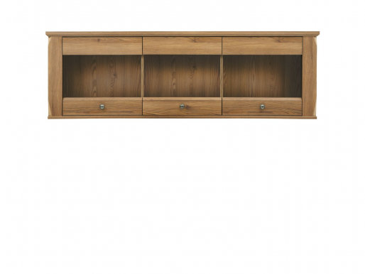 Bergen SFW3W Wall glass-fronted cabinet