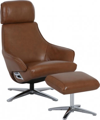 Dr.Max DM02008 Armchair recliner (Ocher brown 018)
