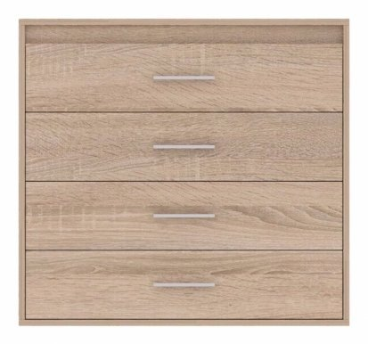 Texas 1 Chest of drawers Oak sonoma