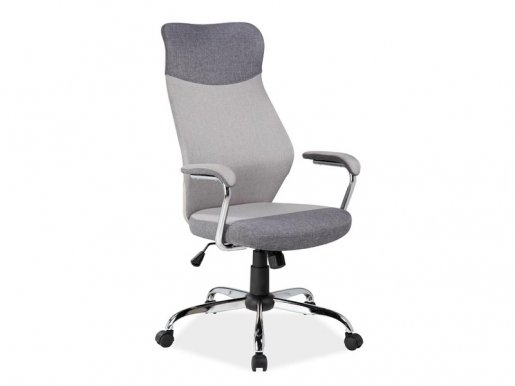 Q-319 Office chair Grey