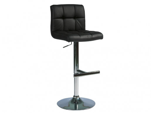 Hoker C105C Bar stool Black