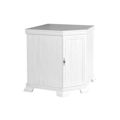 Kora KKN 1 Pine andersen Corner chest of drawers