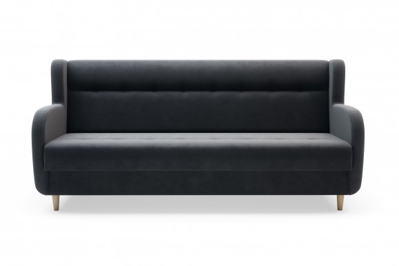 GLAMOUR Sofa (grey fabric Kronos 22)