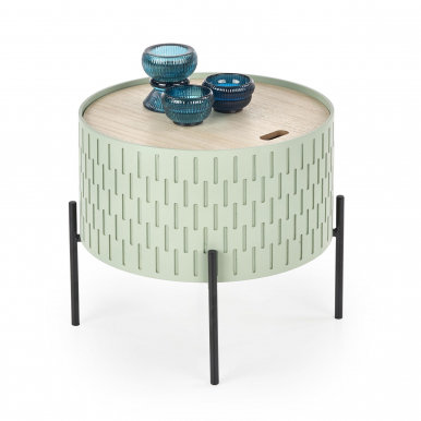 V-CH-S-LAW- Z Coffee table (Light green)