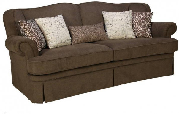 SACRAMENTO Sofa (brown)