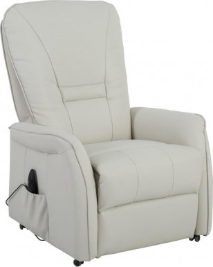 Dr.Max DM02007 Armchair With electro recliner and lift (Ivory 8466)
