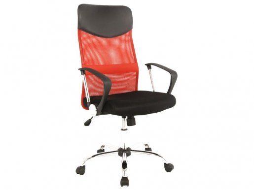 Q-025CER Office chair Red